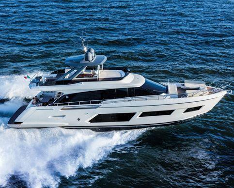 Ferretti YachtsFor Sale