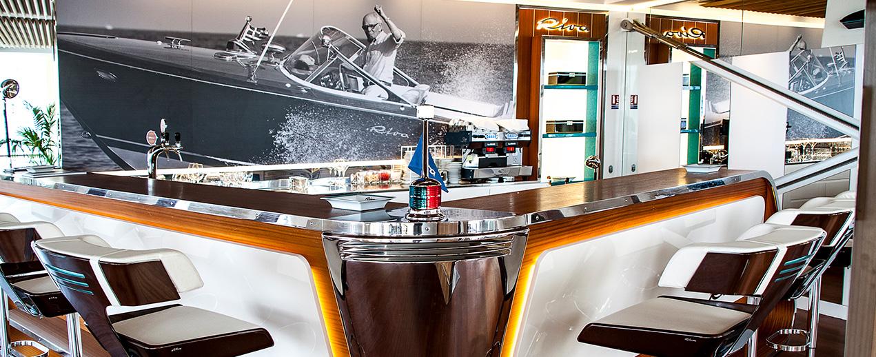 Riva Lounge in Monaco