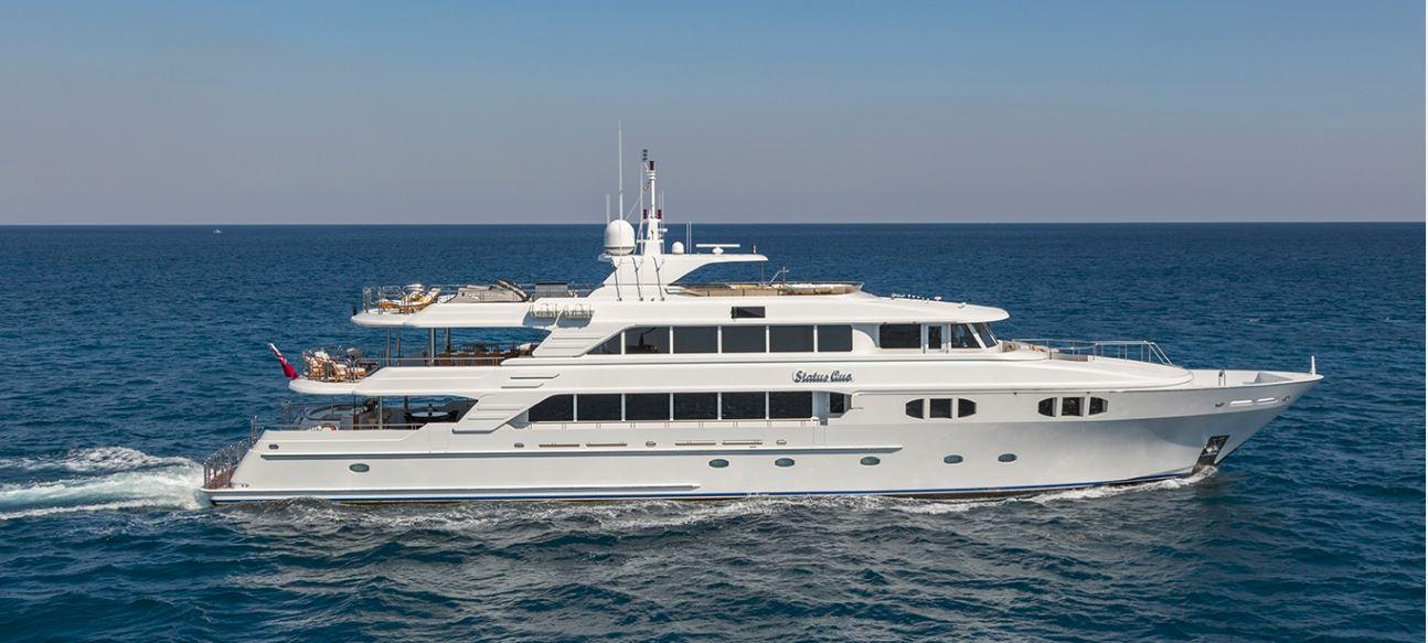 Status Quo Richmond Superyacht Sold