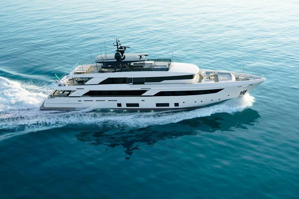 Custom Line Navetta 42 for Sale