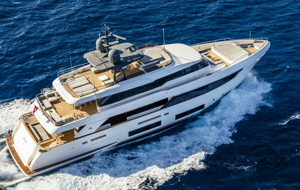 Custom Line Navetta 33 for Sale