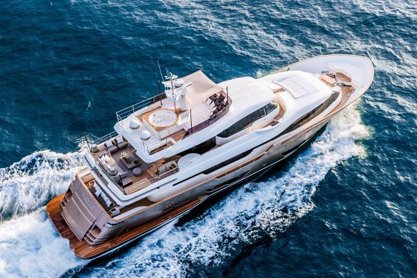 Custom Line Navetta 28 for Sale