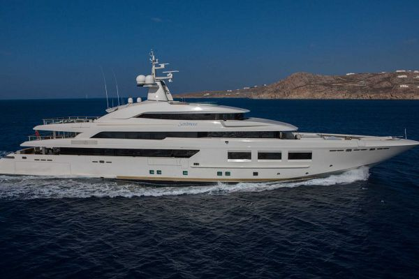 M/Y Saramour for Sale