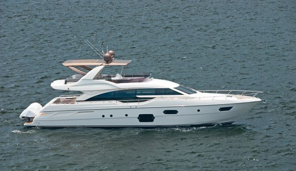 Ice Queen 2015 Ferretti