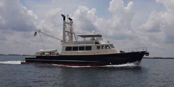 Island Hope 2000 Expedition Yachts