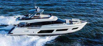 Ferretti Yachts 670 for Sale