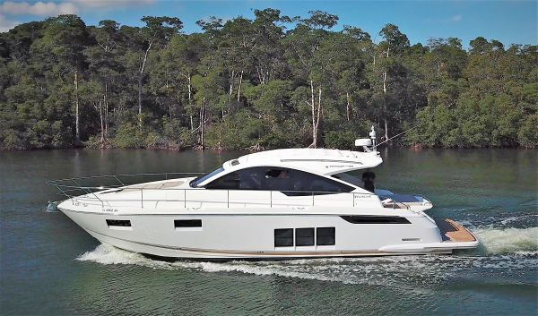 No Name 2017 Fairline 750000