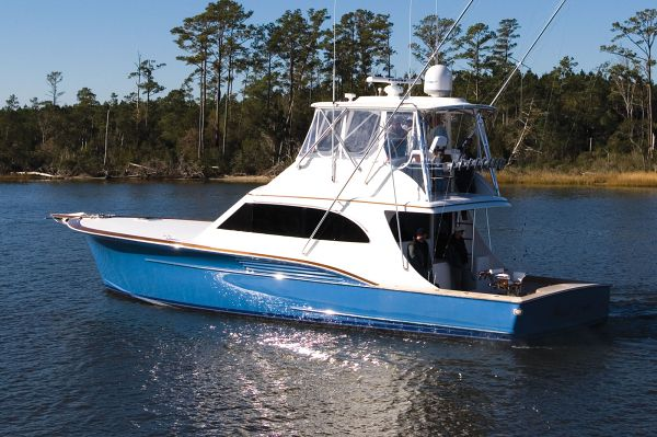 Bac In Five 2005 Jarrett Bay 730,000