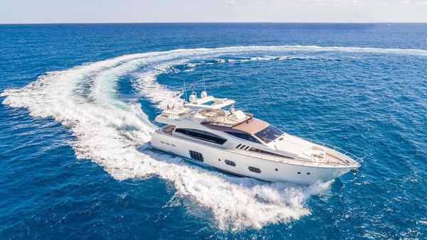 Bella Rona 2016 Ferretti Yachts