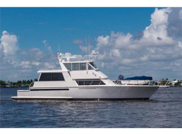 Dharma 1999 Viking Motoryacht 375000