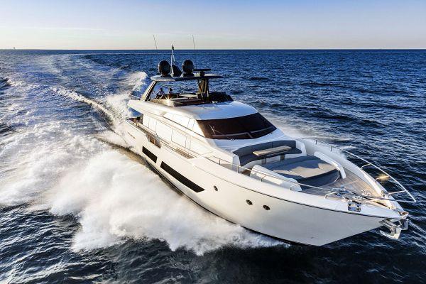 Ferretti Yachts 850 2020 Ferretti Yachts
