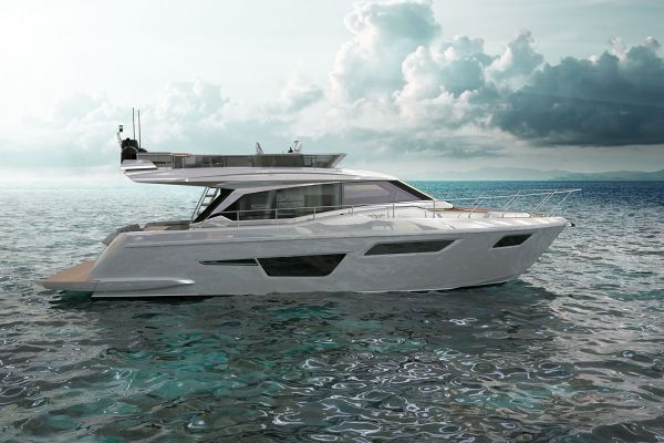 FERRETTI YACHTS 500 PROJECT for Sale