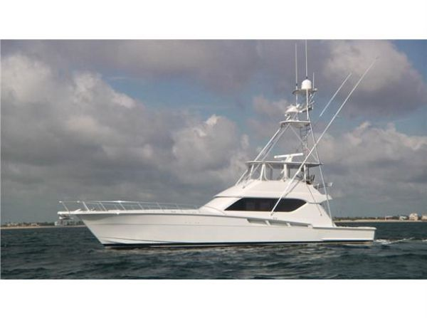 Fish Hog 2001 Hatteras $ 625,000