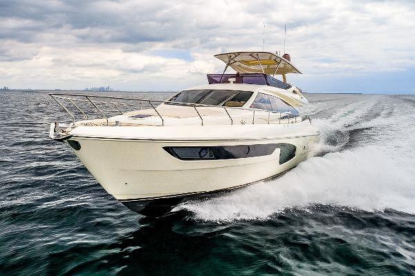 Mystic Lady 2015 Ferretti Yachts