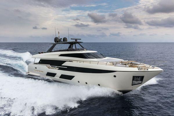 Vida Linda 2018 Ferretti Yachts 6,500,000