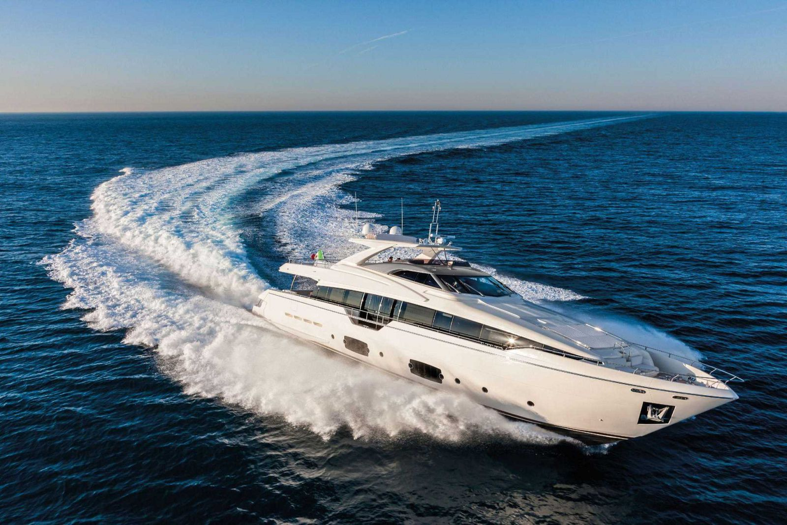 Ferretti Yachts 960 Exterior - New Luxury Yacht for Sale >