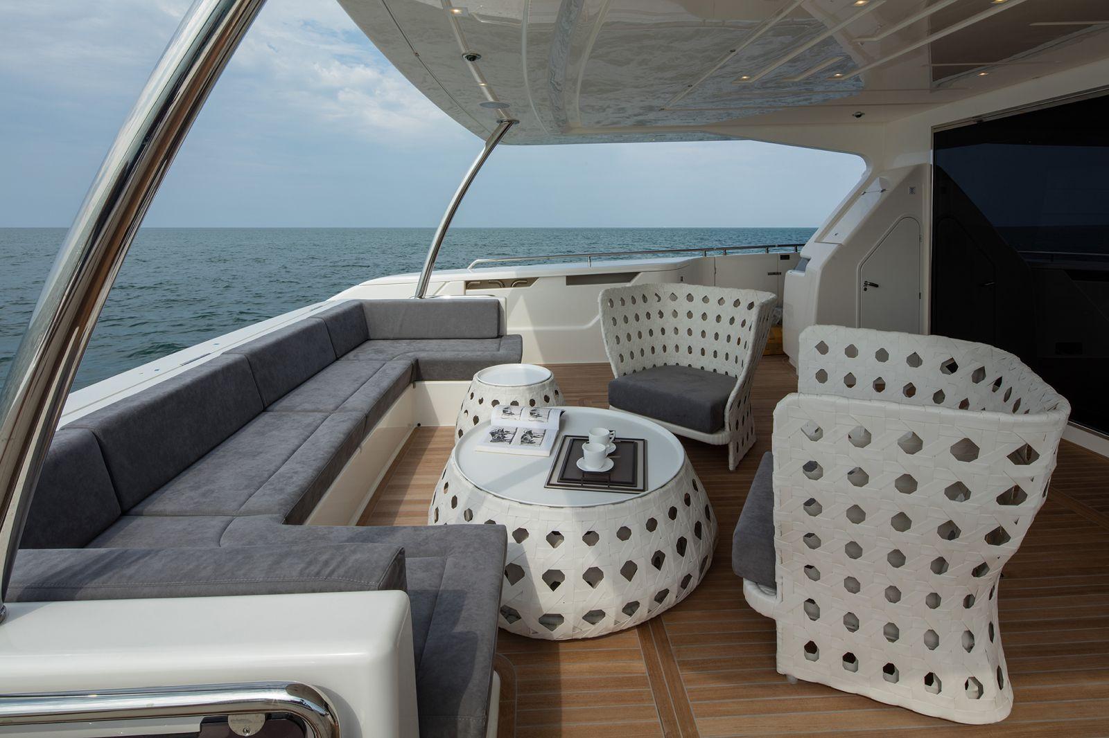 Ferretti Yachts 960 - New Luxury Superyacht for Sale >