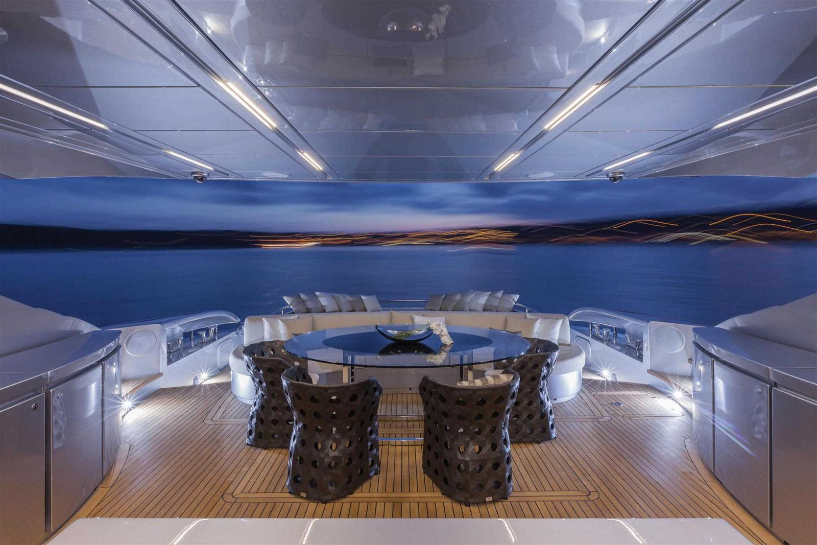 Pershing 108 - New Luxury Yacht for Sale >