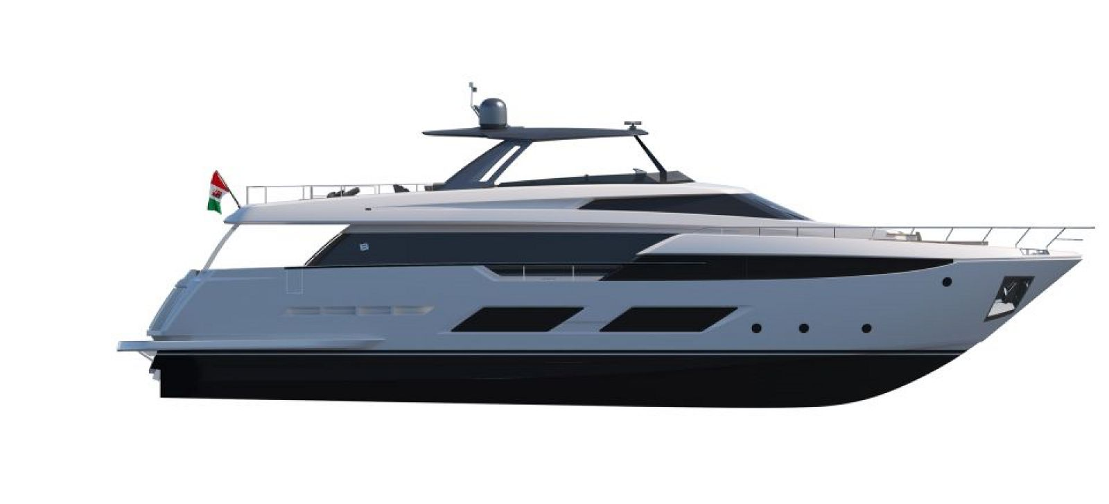Ferretti Yachts 920 Layout - New Luxury Superyacht for Sale >